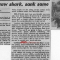 JAWS3DreviewDailyNews1983