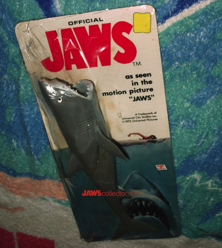Jaws Rubber Shark Toy : Toys clothing etc jawscollector
