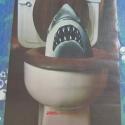 SharkToiletPoster